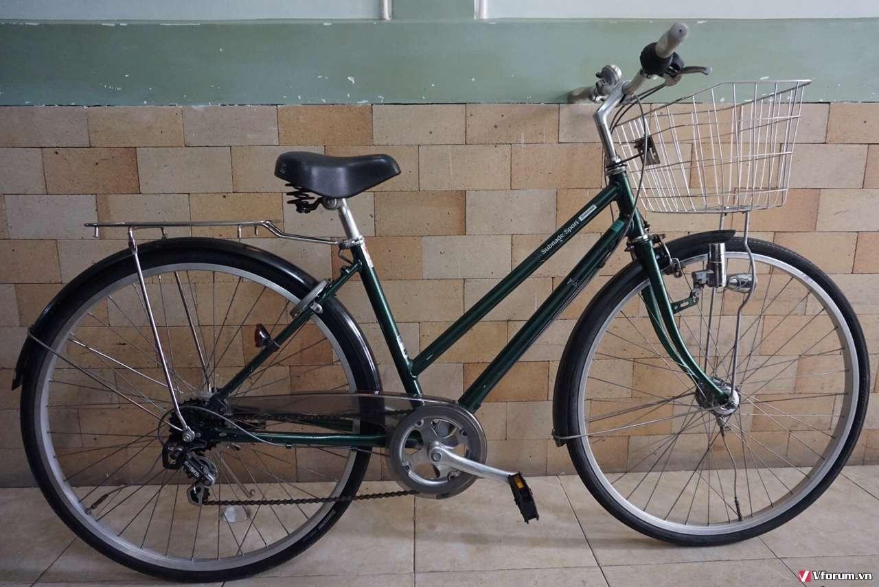 Bán xe đạp Nhật đã qua sử dụng, giá tốt