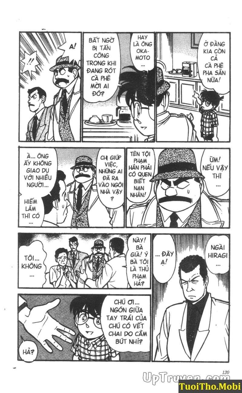 đọc truyện Conan bộ đặc biệt chap 15 trang 5