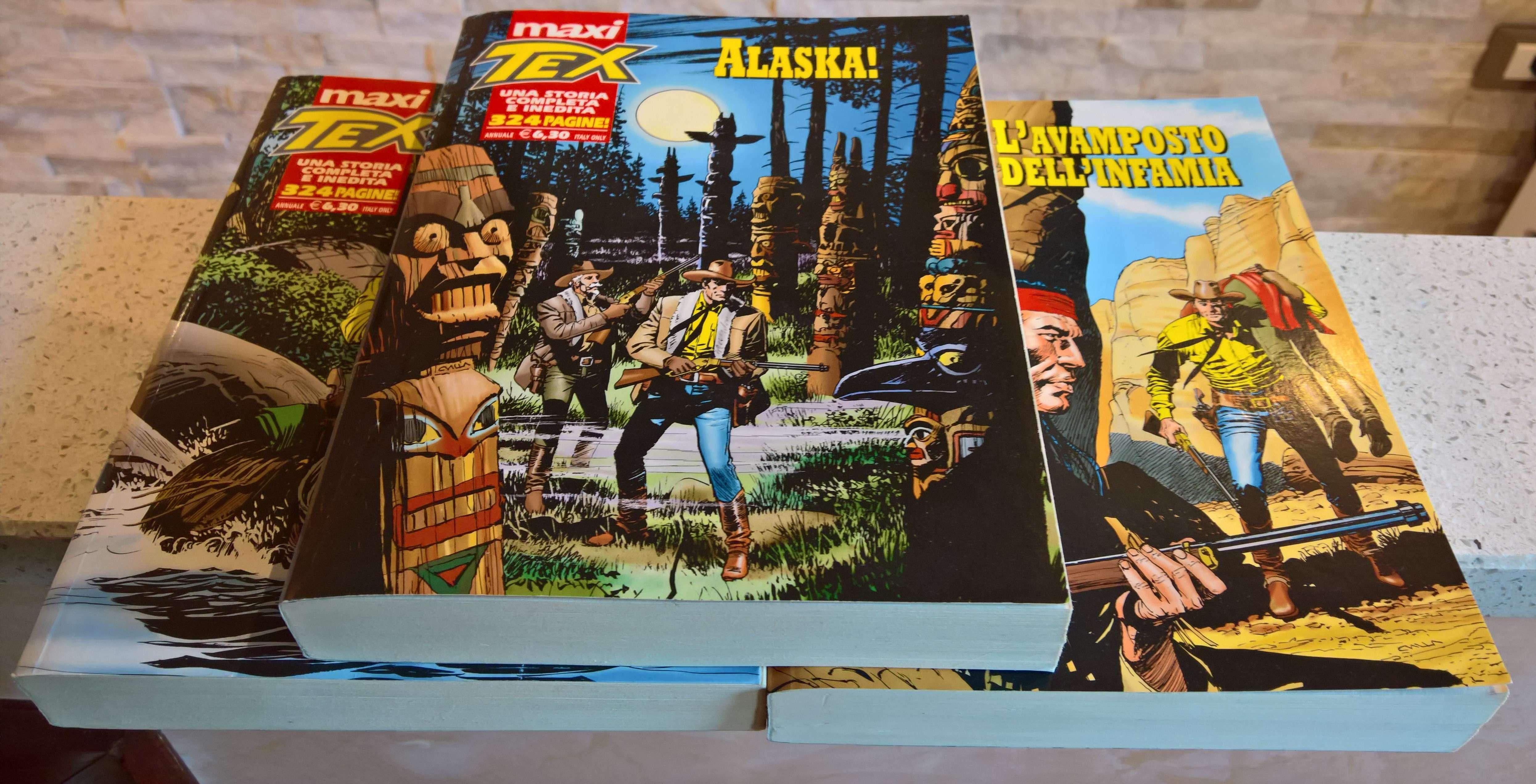 L'avamposto dell'infamia - Alaska ! - La legge Staker