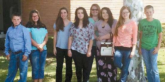 Cheyenne Speech Students Attend Speech Demo Day