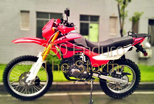 250 Enduro The Storm