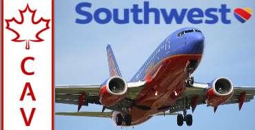 Southwest Airlines Tour