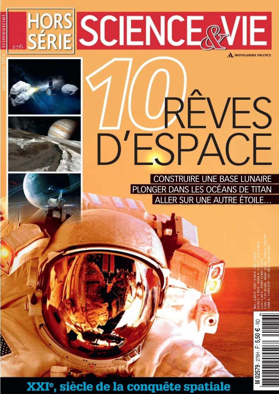 Science & Vie Hors-Série - Septembre 2016