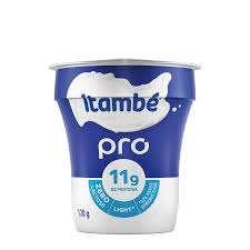 Itambé Iogurte Pro Light 120g
