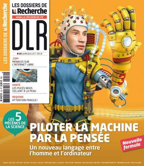 Les Dossiers de La Recherche - Piloter la machine par la pansèe