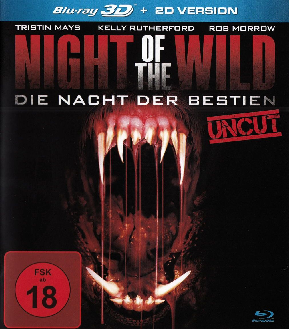 Night Of The Wild (2015) mkv 3D Half OU Untoched AC3 ITA DTS-HD ENG - DDN