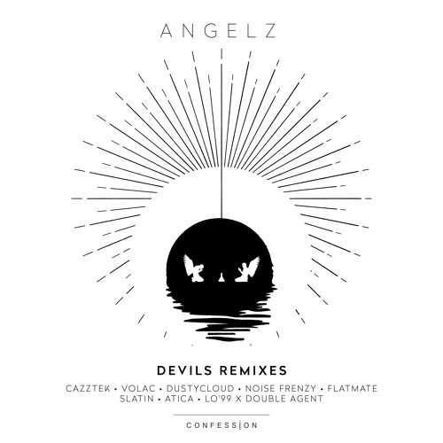 Angelz - Devils (Cazztek, Noise Frenzy, Volac Remix's) [2017]