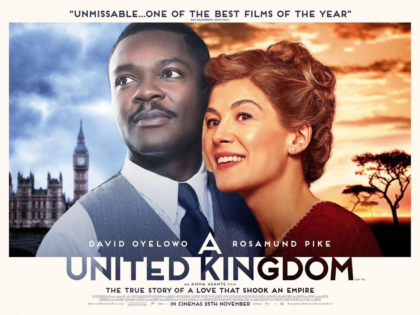 Ένα ενωμένο βασίλειο (A United Kingdom) Quad Poster Πόστερ