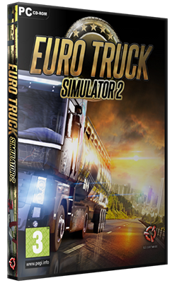 [PC] Euro Truck Simulator 2 - Super Stripes Paint Jobs (2020) - SUB ITA
