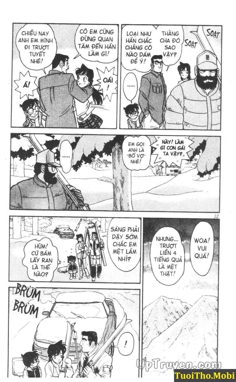 đọc truyện Conan bộ đặc biệt chap 1 trang 7
