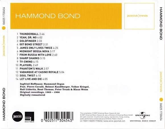 Ingfried Hoffmann Hammond Tales