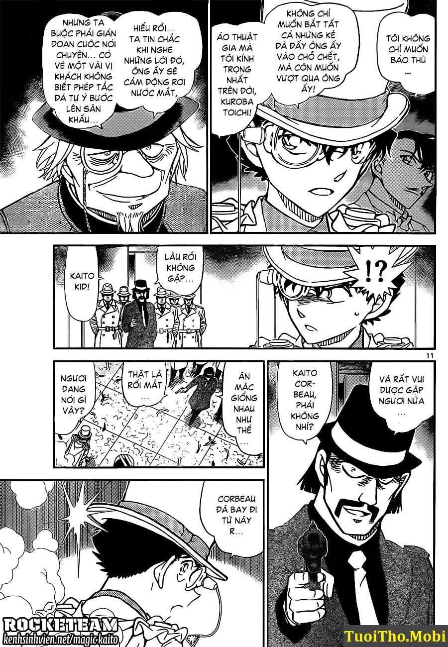 đọc truyện Magic Kaito chap 33 trang 10