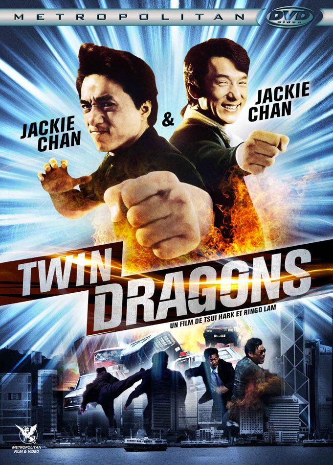 Twin Dragons [Dragones Gemelos] DVD5 [Latino]