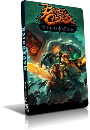 [Pc] Battle Chasers: Nightwar (2017) Sub ITA