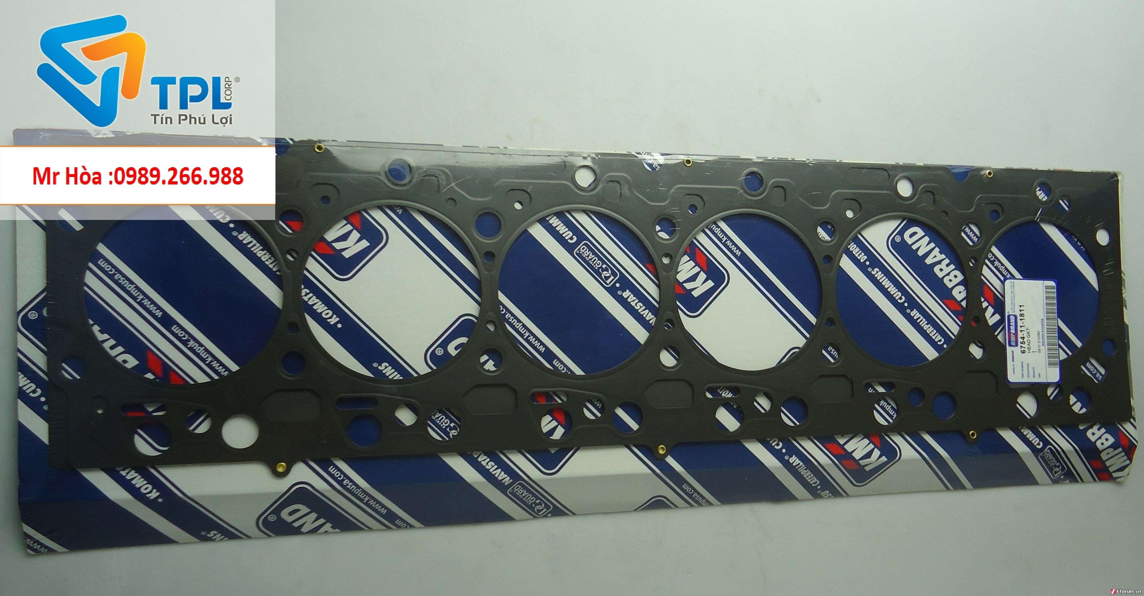 Phụ tùng máy xúc, ủi, máy công trình - Phụ tùng động cơ Allied-UK - 8
