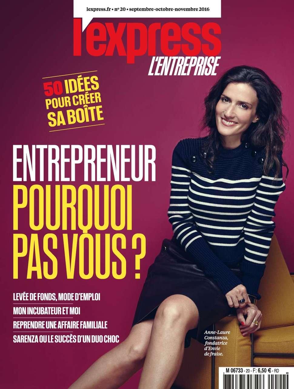 L'Express Hors-Série 54 - Septembre/Novembre 2016