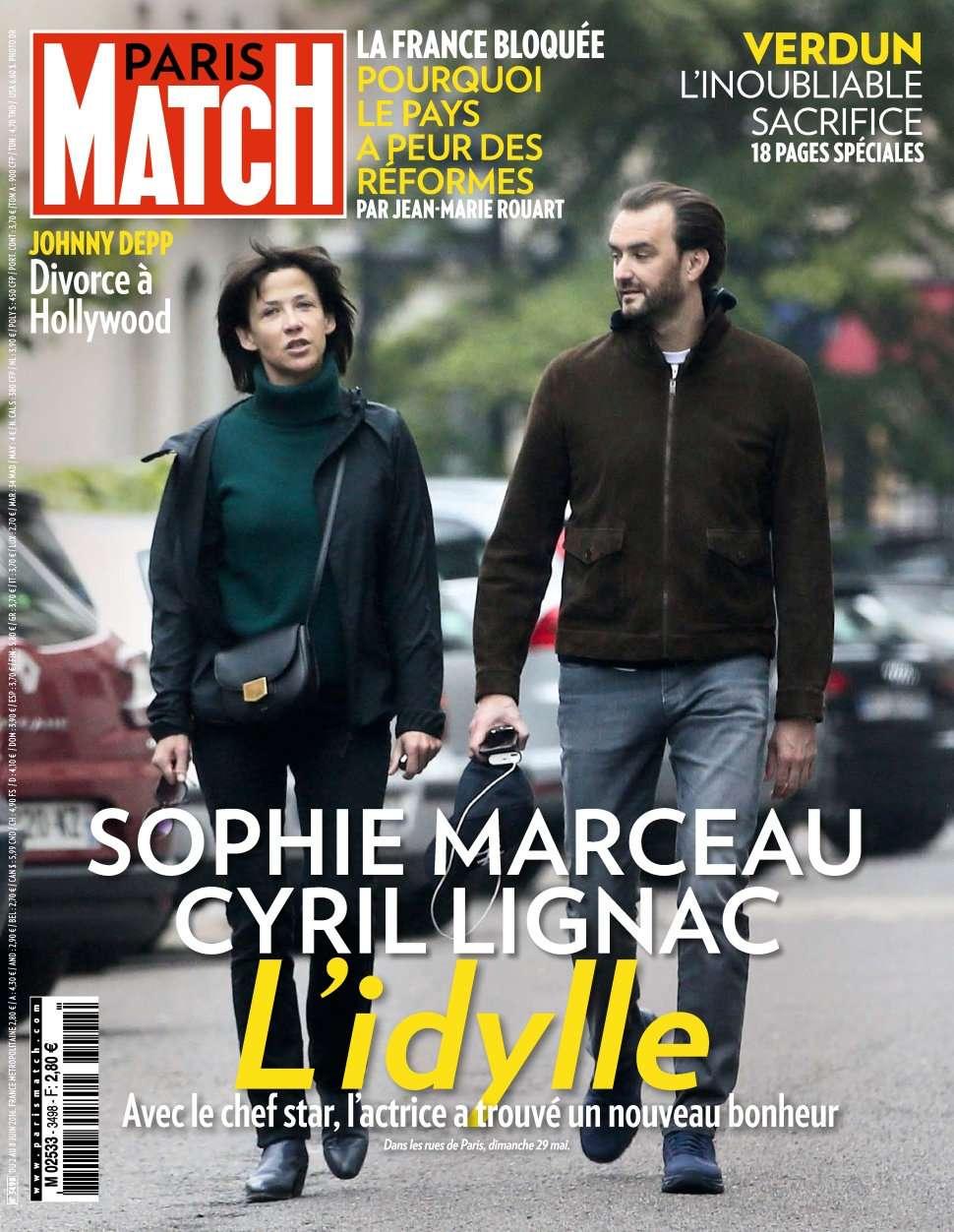 Paris Match 3498 - 2 au 8 Juin 2016