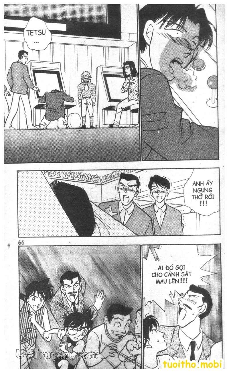 đọc truyện Conan bộ đặc biệt chap 21 trang 9