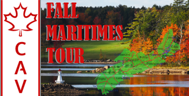 Fall Maritimes Tour