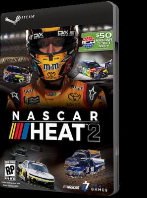 [PC] NASCAR Heat 2 (2017) - ENG