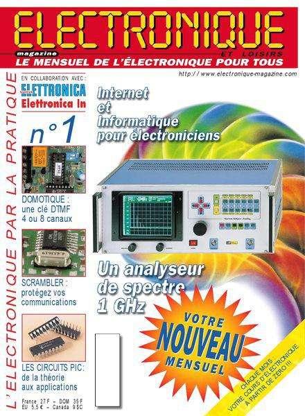 Électronique et Loisirs 1