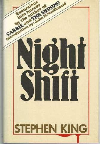 Night Shift, King, Stephen