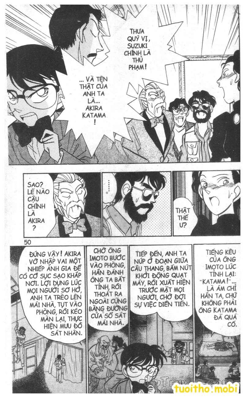 đọc truyện Conan bộ đặc biệt chap 20 trang 9