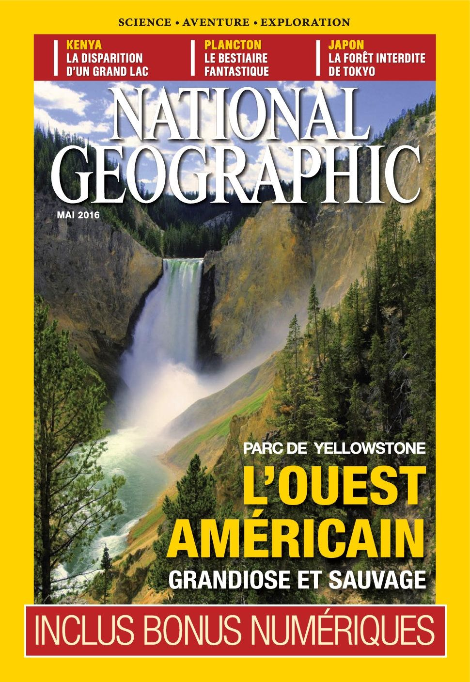 National Geographic 200 - Mai 2016