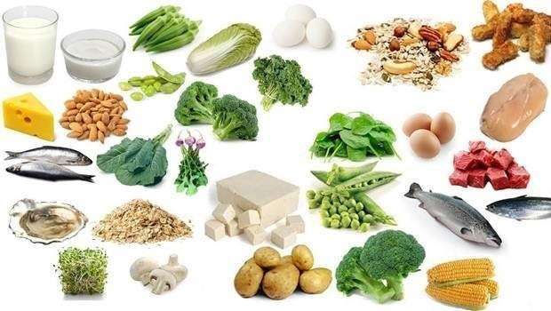 Top các loại thực phẩm giúp tăng chiều cao
