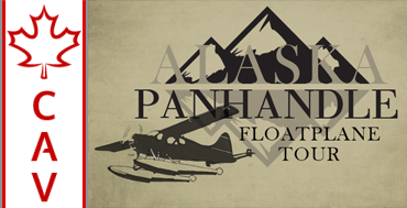 Alaska Panhandle Floatplane Tour