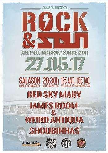ROCK & SON - cangas cartel