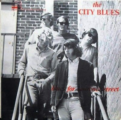 The City Blues - Blues For Lawrence Street (1967) [FLAC]