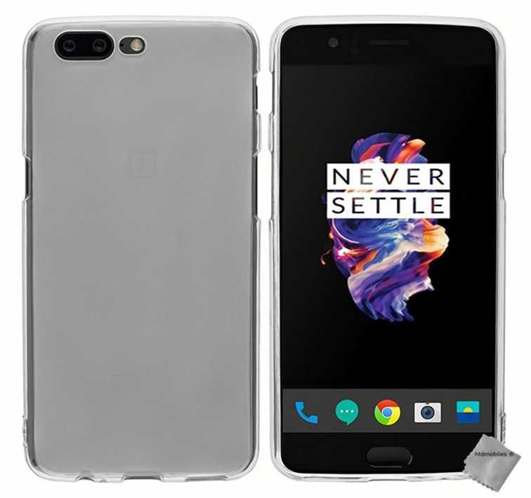 Housse-etui-coque-pochette-silicone-gel-fine-pour-OnePlus-5-film-ecran