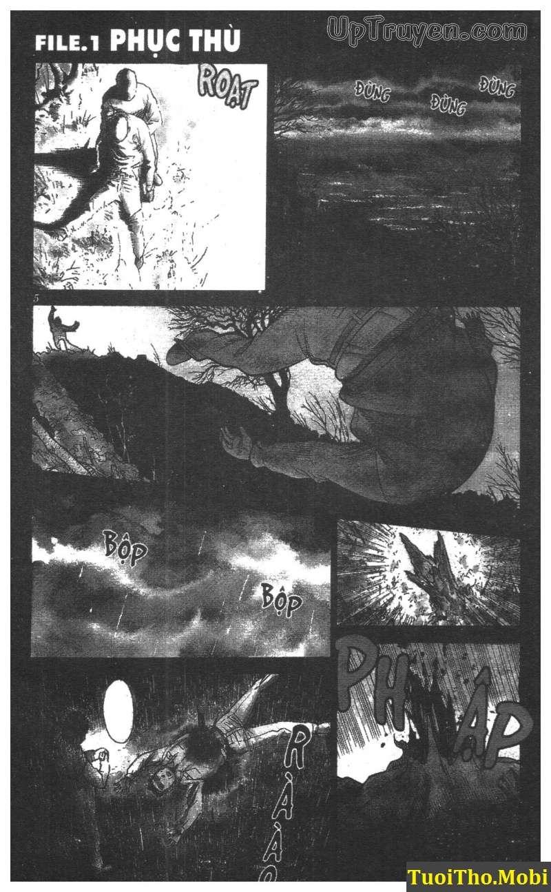 đọc truyện Conan bộ đặc biệt chap 10 trang 0