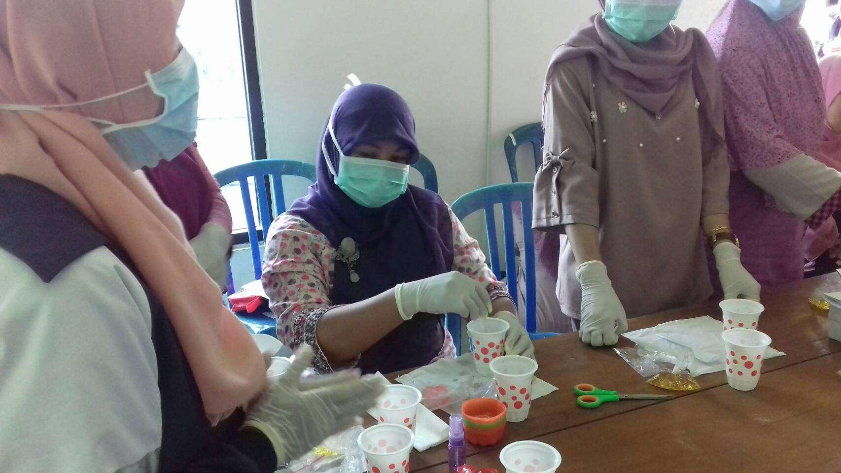 Praktik Pembuatan Sabun
