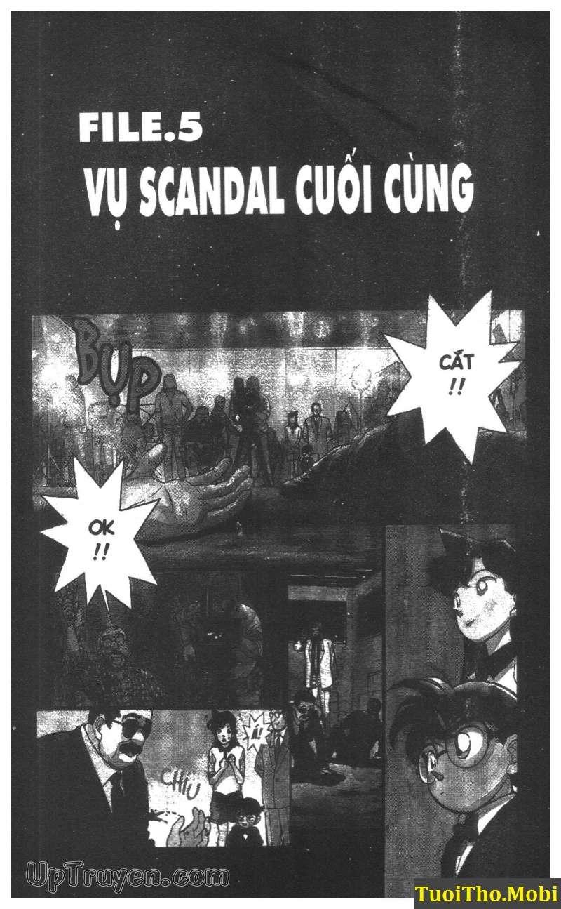 đọc truyện Conan bộ đặc biệt chap 14 trang 1