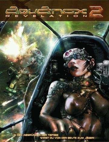 Aquanox 2 Deutsche  Texte, Untertitel, Videos, Stimmen / Sprachausgabe Cover