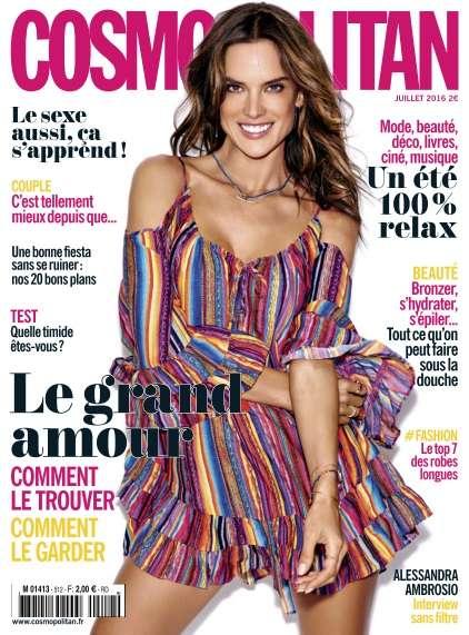 Cosmopolitan - Juillet 2016