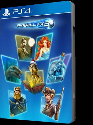 [PS4] Pinball FX3 (2017) - SUB ITA