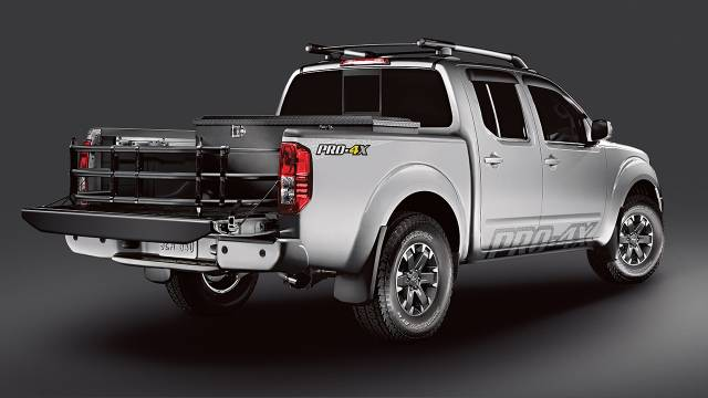 2017 Nissan Frontier PRO 4X Crew Cab Off Road