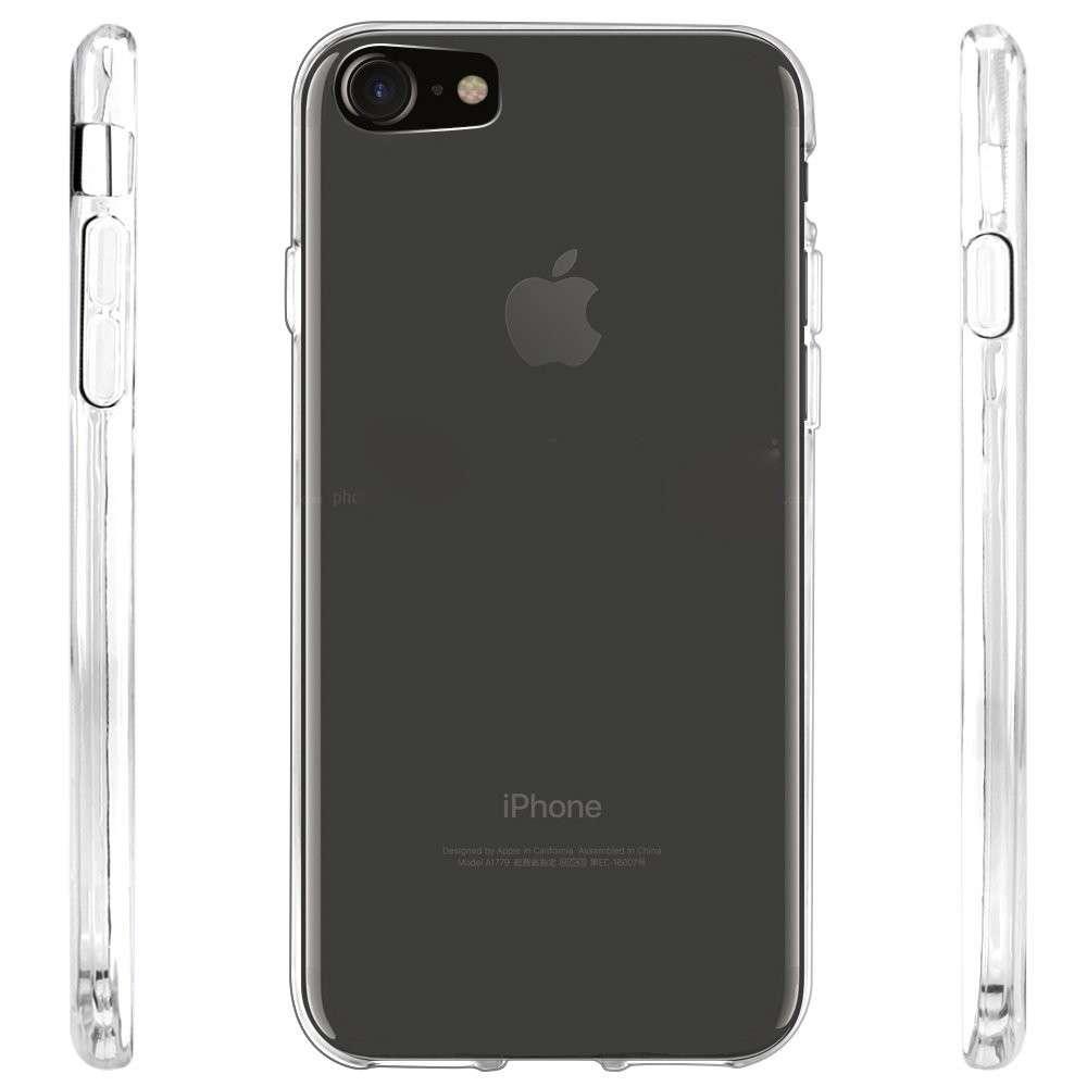 Housse-Apple-iPhone-8-Plus-5-5-Etui-Coque-de-protection-Ultra-Fine-Silicone