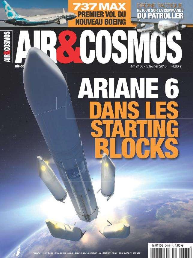 Air & Cosmos - 5 au 11 Février 2016