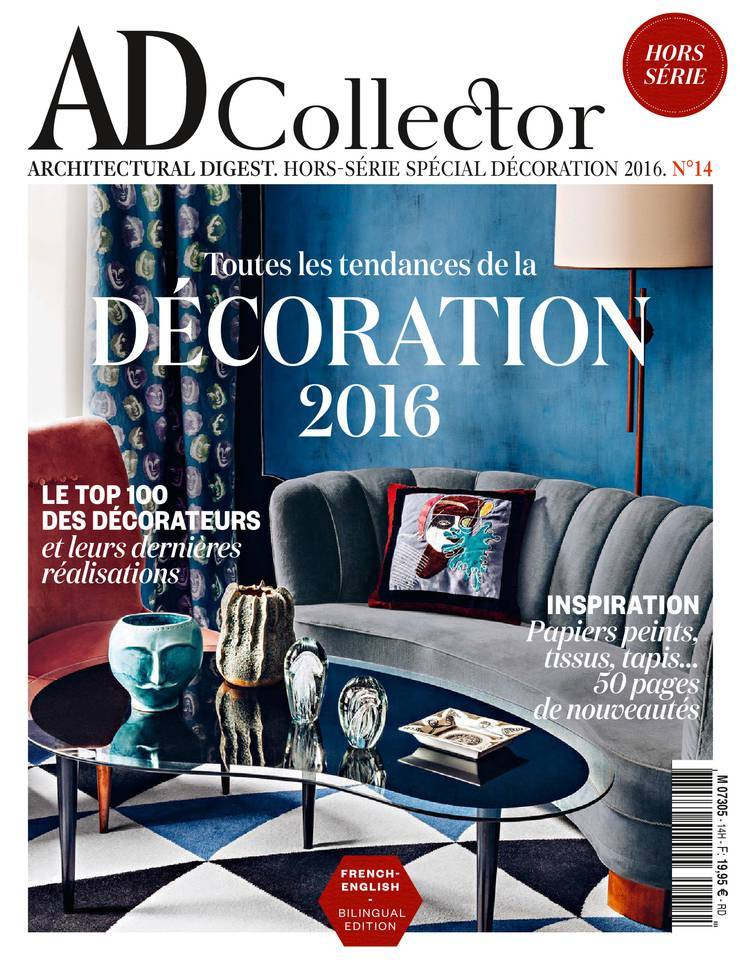 AD Collector Hors-Série - Special Decoration 2016