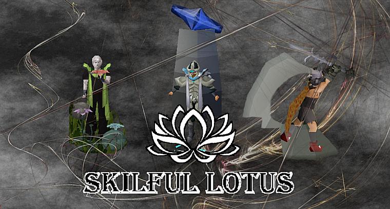 Skilful Lotus