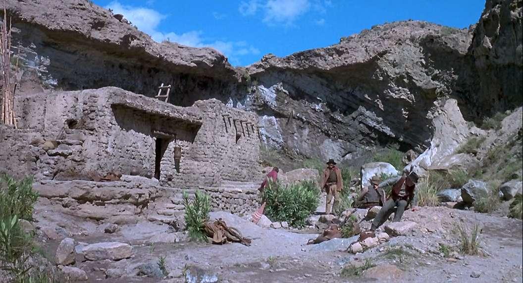 Čato žemė / Chato's Land (1972)