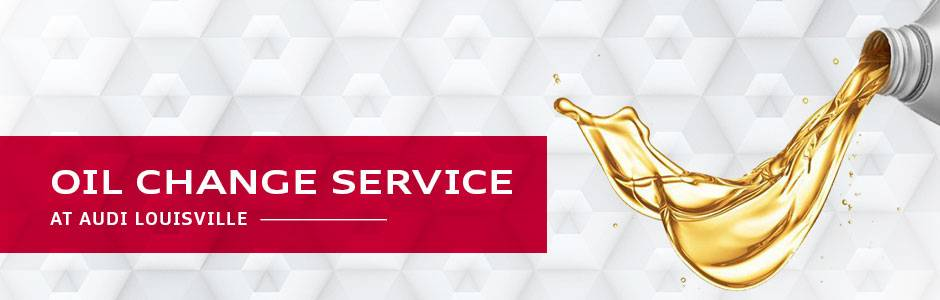 Audi Oil Change Service
