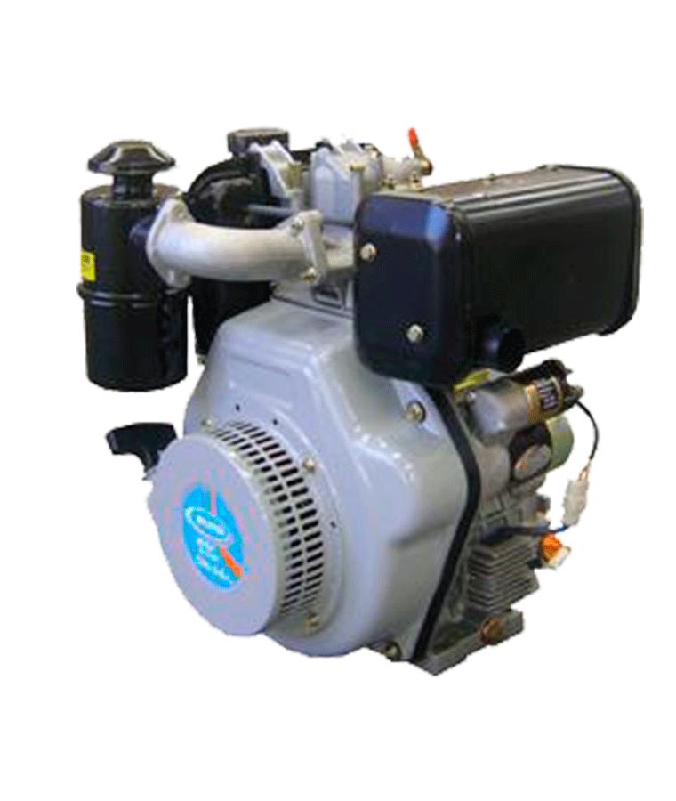 Motor A Diesel Mpower 9 Hp Flecha Cuñero con Marcha Vyrmlc