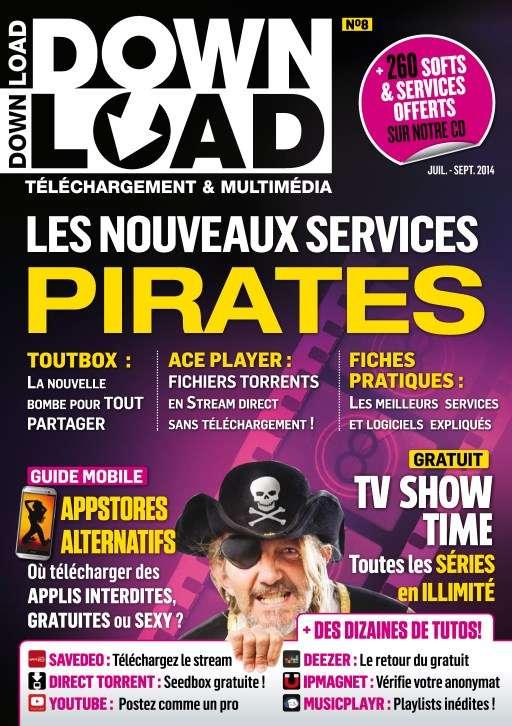 DownLoad 8 - Les Nouveaux Services Pirates