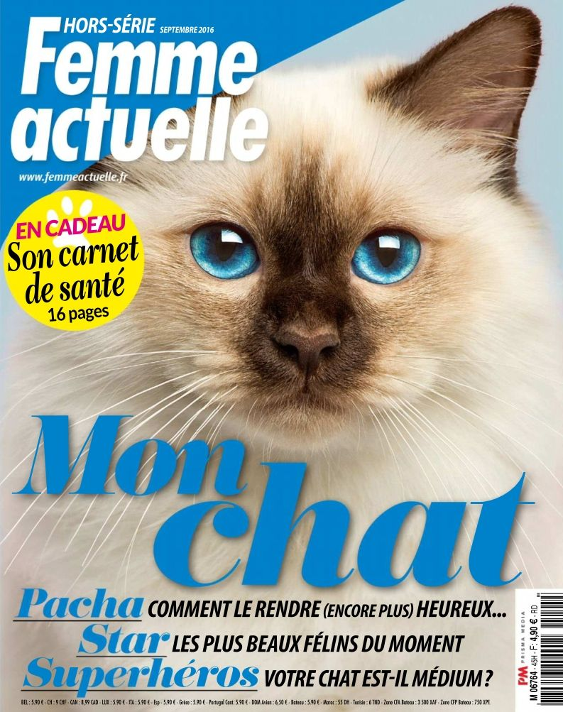 Femme Actuelle Hors-Série - Septembre 2016