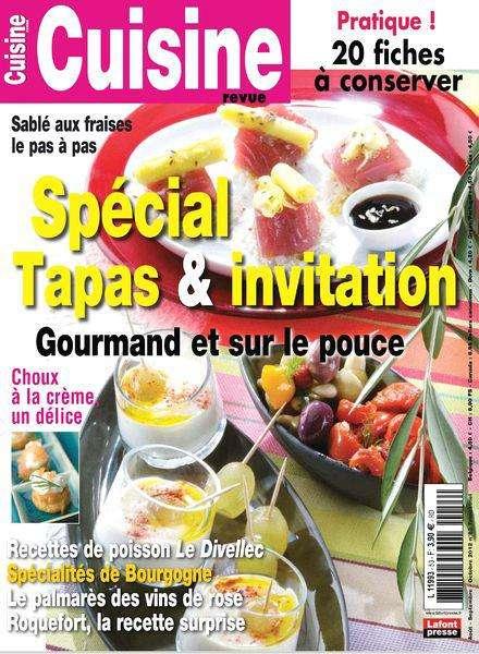 Cuisine revue 53